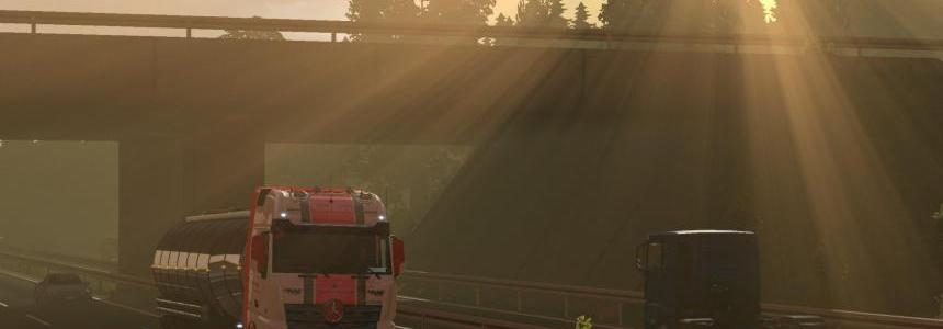 Best Graphics for ETS2 (re-edit) V1.14.x