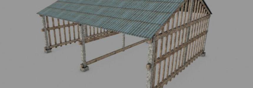 Carport Sawmill MQ v1.0