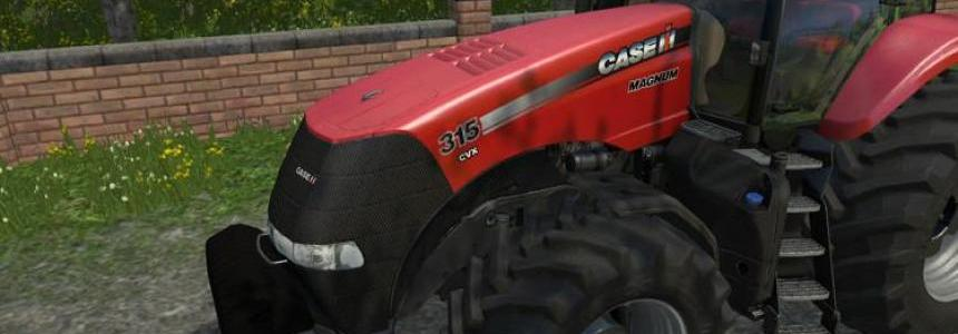 Case IH Magnum front weight v1.0