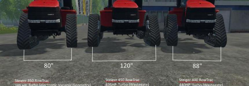 CASE IH RowTrac Pack v1.0