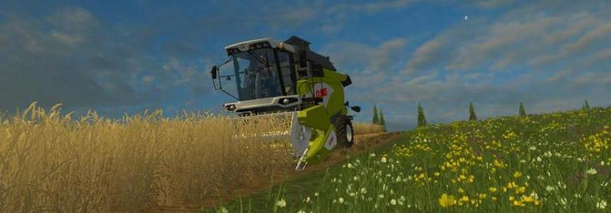 Claas Combine harvester v1.0