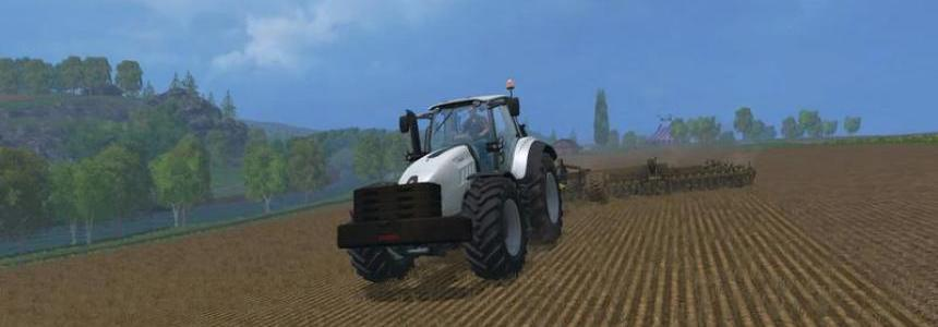 Claas Xerion weight with additional weights v1.0