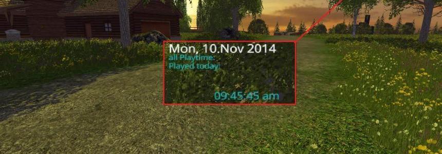 Clock LS2015 V1