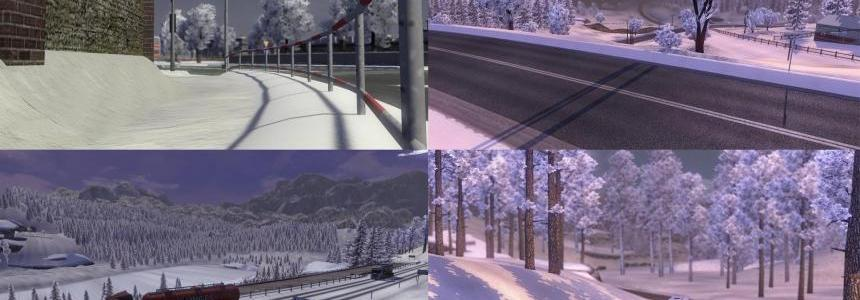 Complete Winter Mod for patch 1.14 v2.0