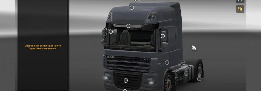 DAF XF Euro6 v2.0