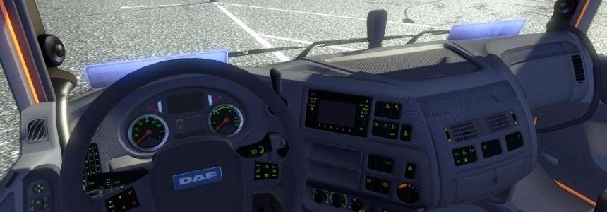 Daf XF Euro 6 interior V2 1.14.x