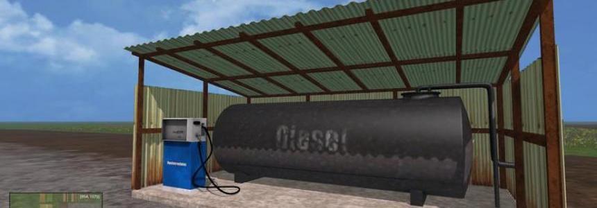 DDR Tankstelle v1.0