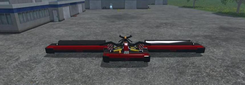 Dodge Cutter Prototype Frontmahwerk v1.1 beta