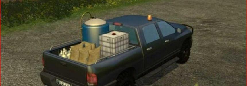 Dodge ram car service v1.0
