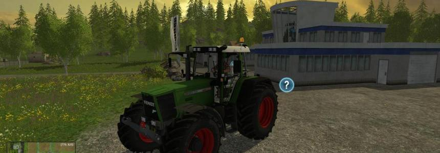 FENDT FAVORIT 926 V3