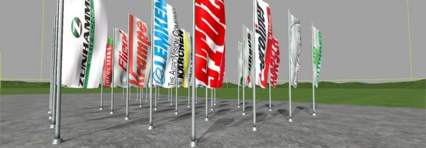 Flags pack v1.0