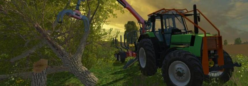Forestry DeutzAgroStar661 v1.0