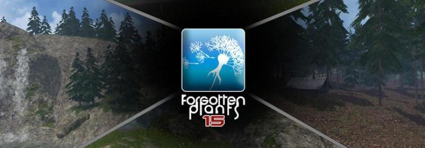 Forgotten Plants Landscape Texture v1.0