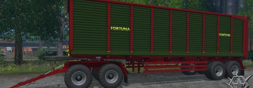 Fortuna SA 560 incl D2 Dolly v1.0
