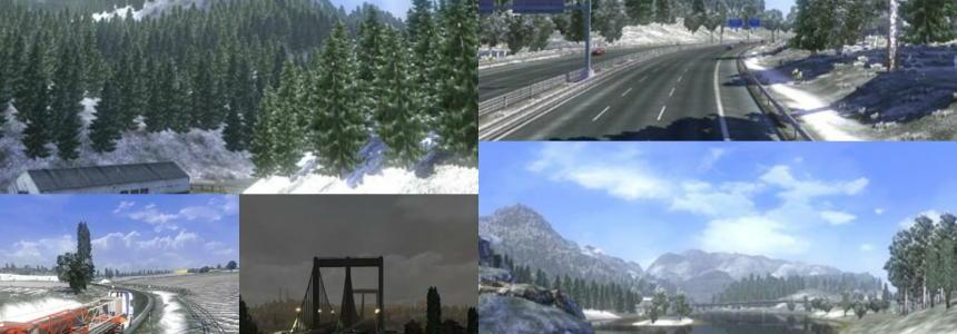 Frosty Late / Early Winter Weather Mod v1
