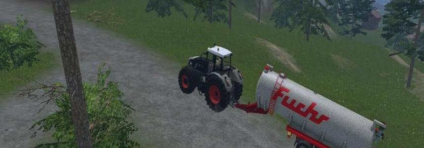 Fuchs manure transport v1.0 Beta