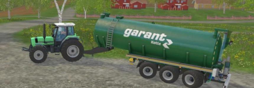 Garant Kotte feeder trailers v1
