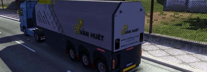 Glass trailer Van Huet 1.14.xx