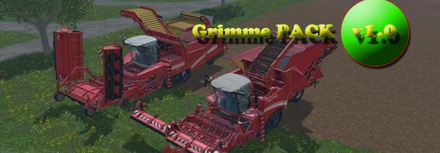 Grimme PACK v1.0