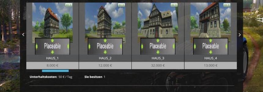 Houses v1.0