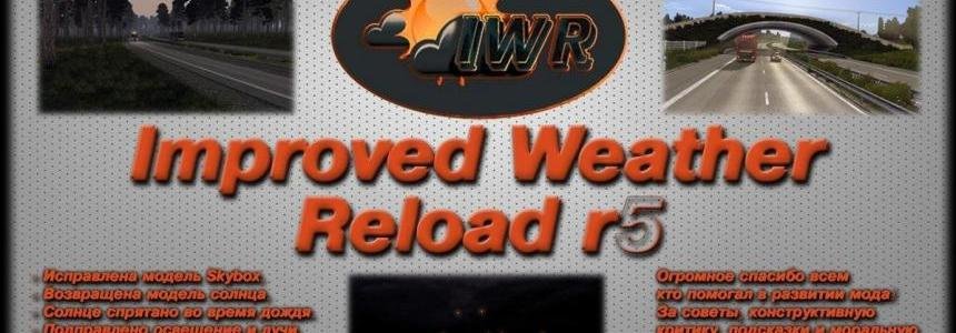 Improved Weather Reload R5