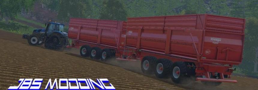 Krampe BBS900 Trailer  v2.0