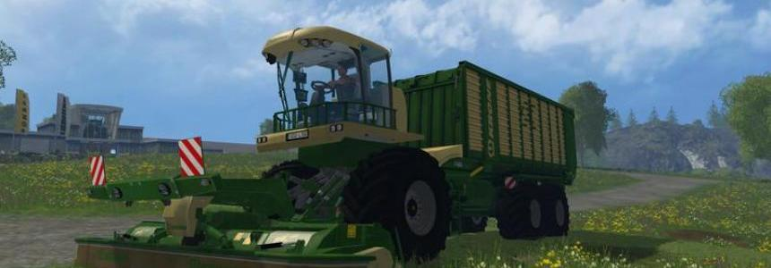 Krone BIG L500 Prototype v1.0 alpha