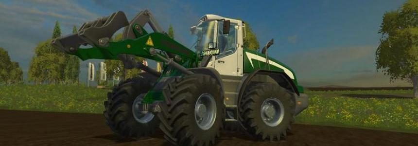 Liebherr Loaders edge Green v1.0
