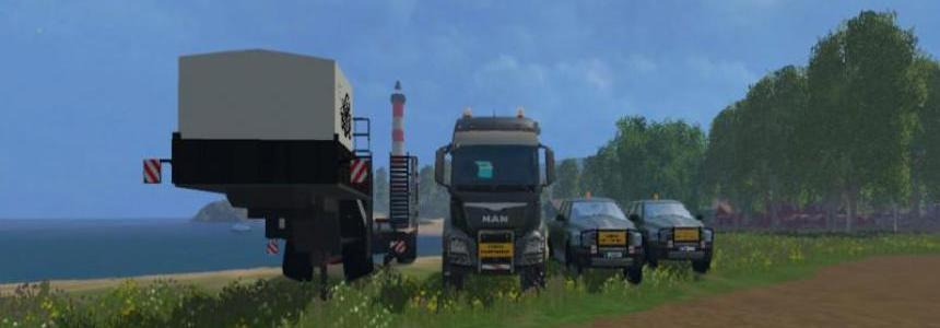 MAN CONVOI PACK v1.0