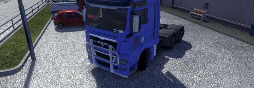 MAN skin agri cultural and Transport North v0.1