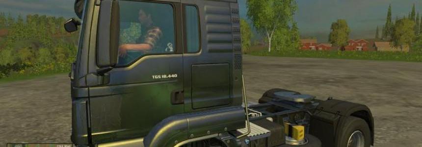 MAN Truck v1.0
