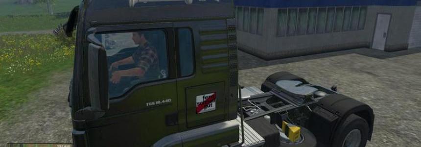 MAN Truck v2.0