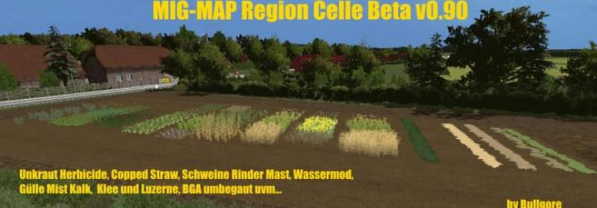 MIG Map MadeInGermany Region Celle v0.90 MP Beta