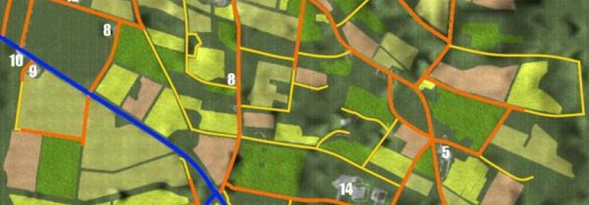MIG Map MadeInGermany Region Celle v0.91 MP Beta