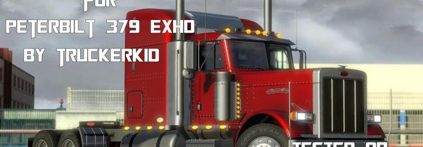 New Engine Sounds for Peterbilt 379 EXHD