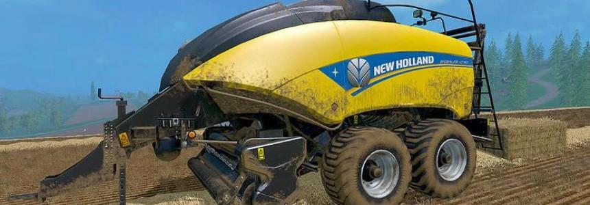 New Holland BigBaler 1290 v1.0