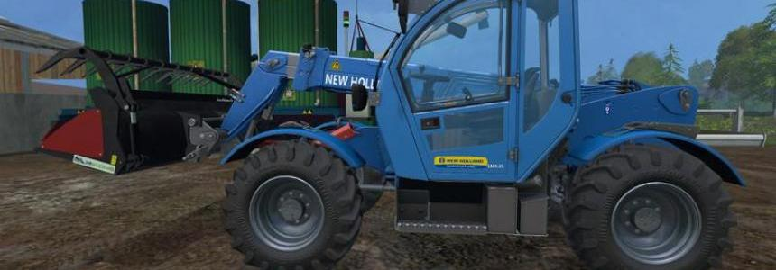 New Holland LM9 35 v1.0 Blau