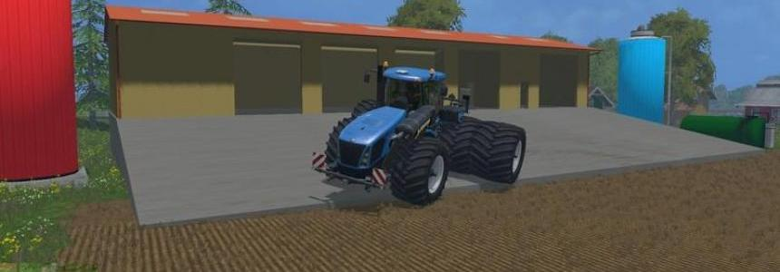 New Holland T 9565 Twin v1.0