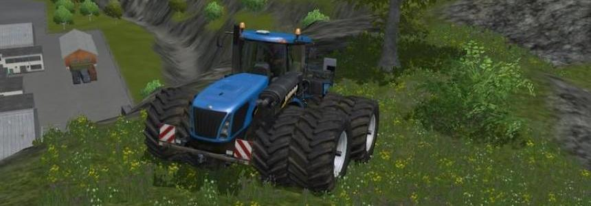 New Holland T 9565 Twin v1.2