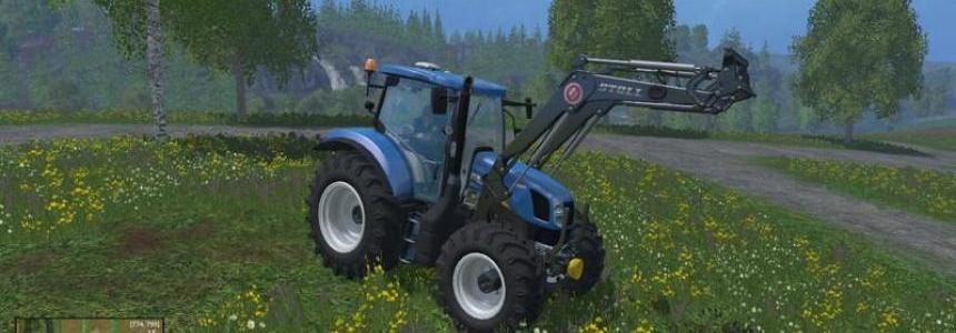 New Holland T6160 v1.0