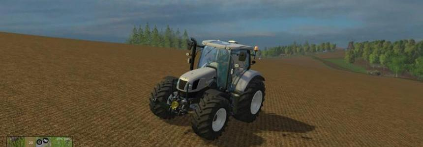 New Holland T6160 v1