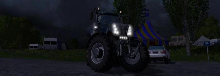 New Holland T8.435 Blue Power v1.0