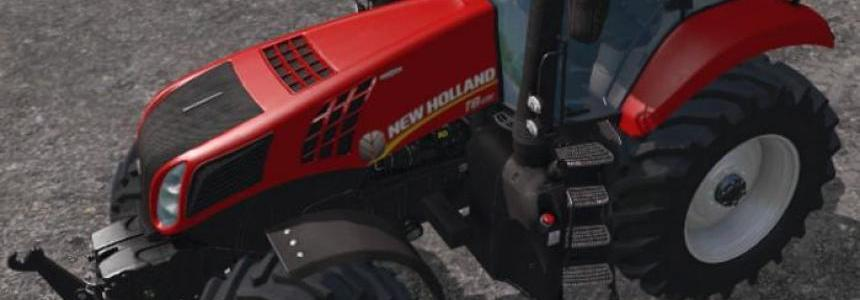 New Holland T8.435 Rot v1.0