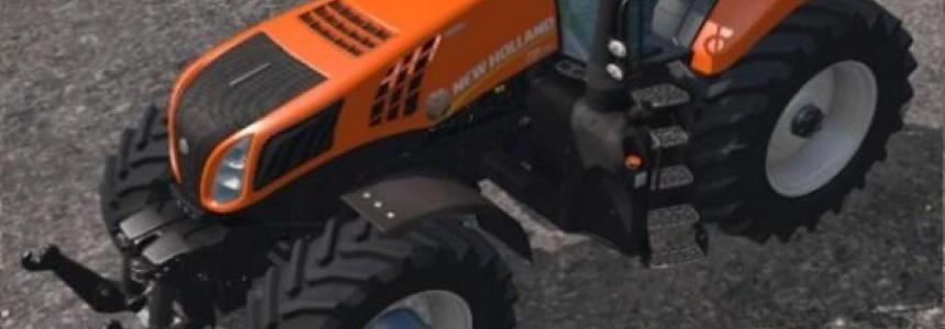 New Holland T8.435 v1.0 orange