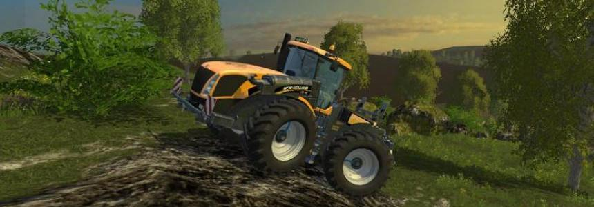 New Holland T9 Yellow v1.0