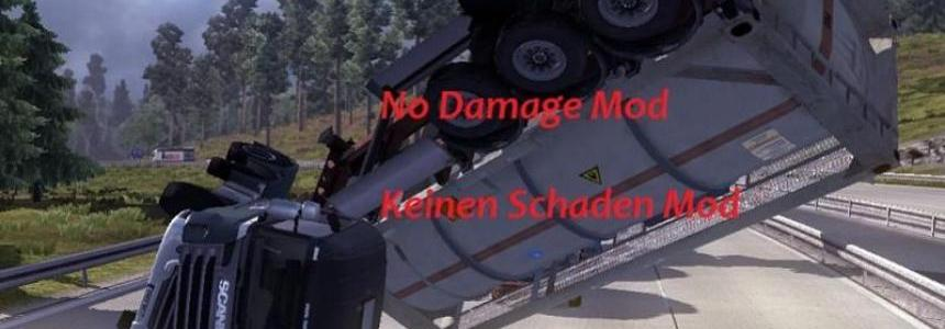 No Damage Mod v4.0