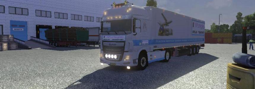 NPortegies Company / Truck / Trailer 1.14.X