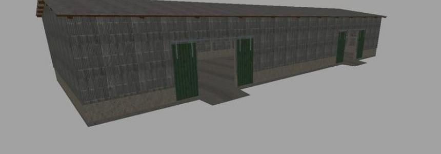 Old GDR barn v1.0