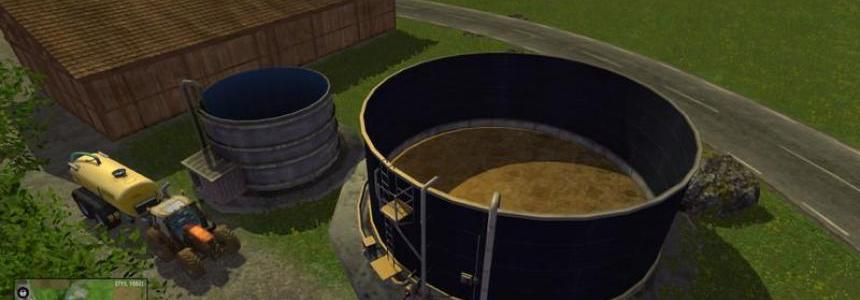 Placeable Liquite Manure storage v1.8