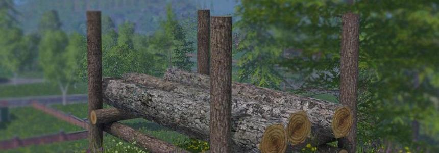 Placeable timber storage v1.0
